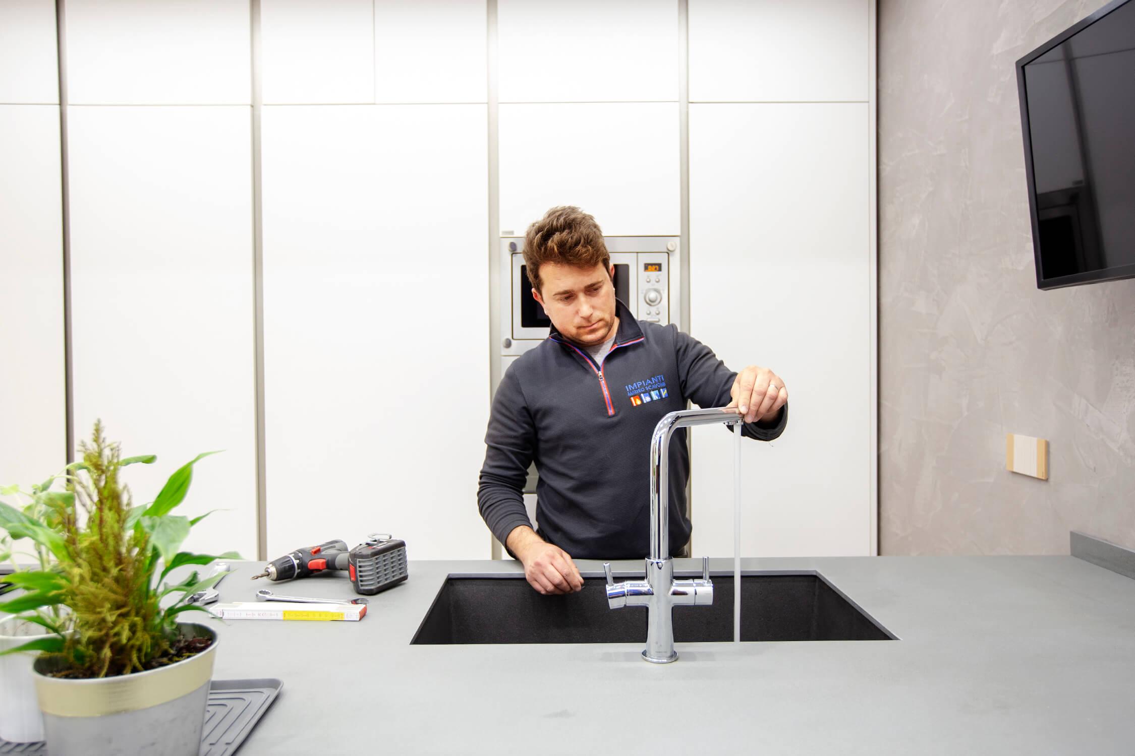 Idraulico a Trapani e Provincia per impianti idraulici perfetti